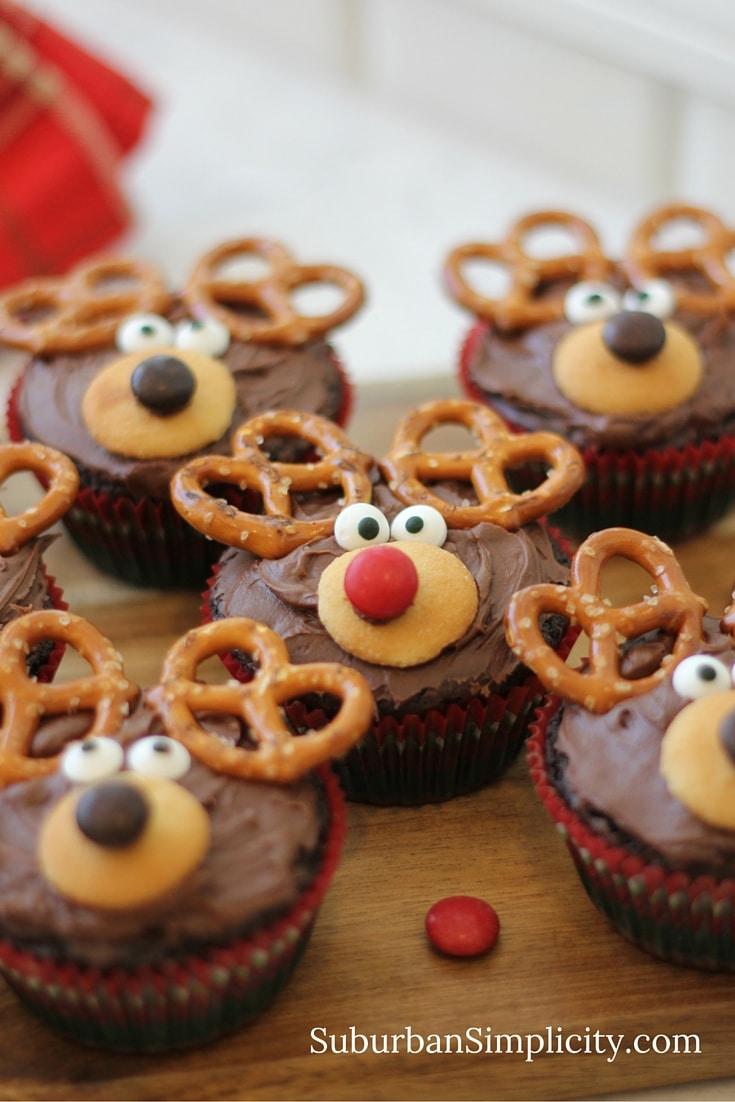 Adorable Reindeer Brownie Recipeu2026
