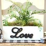 DIY Valentine's Day Wood Box