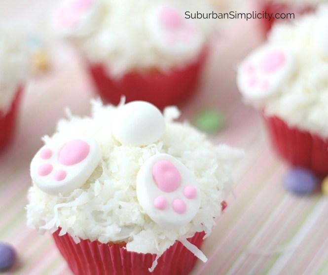 Bunny Cupcake Recipe