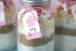 Easter Cookies in a Jar DIY recipe