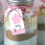 Easter Cookies in a Jar DIY recipe