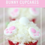 Easy and Adorable Bunny Cupcakes