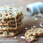 Delicious Oatmeal Butterscotch cookies
