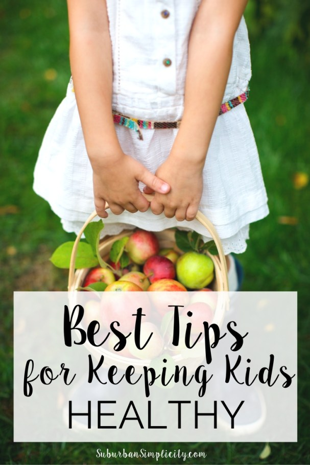 Simple Tips to Keep Kids Healthy during the school year. Give kids the upper hand in fighting germs and help them feel better all winter long.