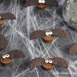 Easy 4-Ingredient Bat Treats