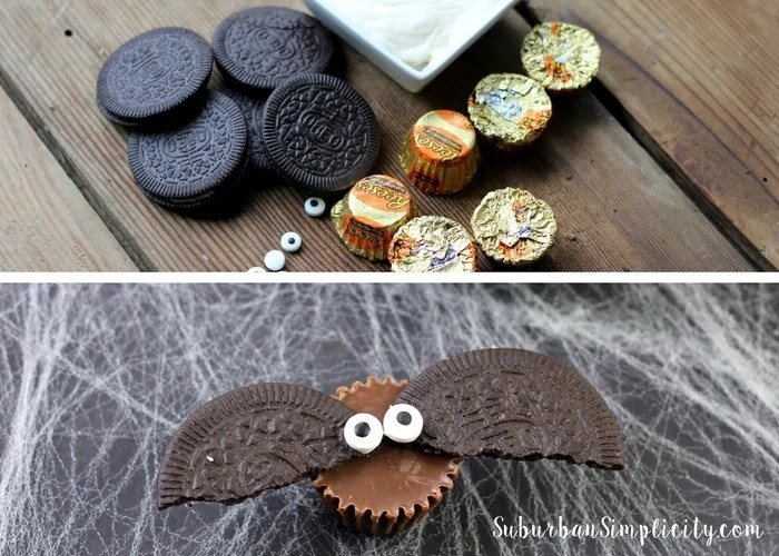 Ingredients for Bat Treats