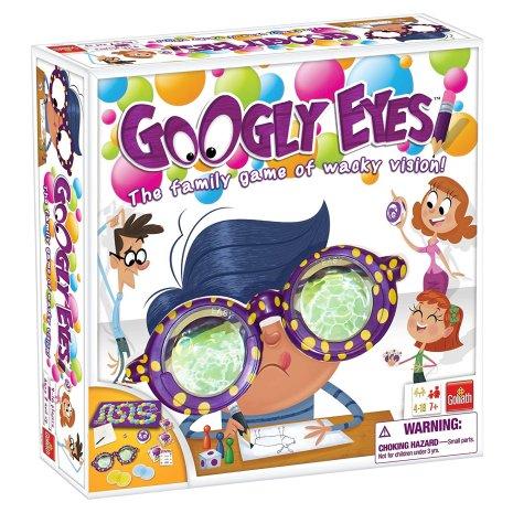 Google eyes