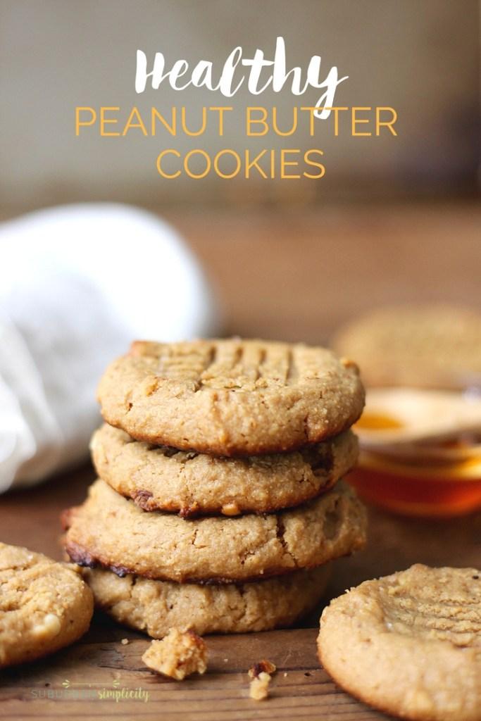 Gluten Free Peanut Butter Cookies No Flour Peanut Butter Cookies