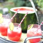 Refreshing Watermelon Punch Recipe