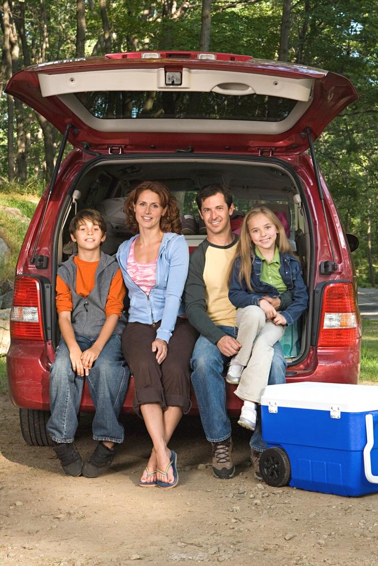 family budget travel ideas | cheap and fun family vacation ideas