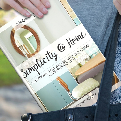 Simplicity @ Home - Solutions for an organized home and simplified life