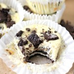 Delicious Oreo Mini Cheesecakes
