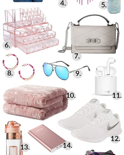 Teens can be hard to buy for. Here's your handy cheat sheet of must-have Christmas Gifts for Teen Girls they'll absolutely love!