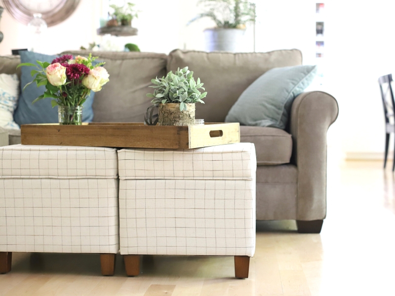 Living room decorating ideas on a budget.