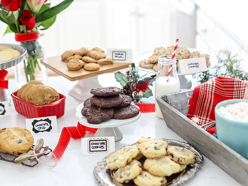How to host a cookies exchange.