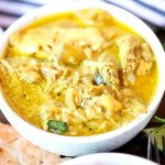 Easy Crock Pot Chicken Curry