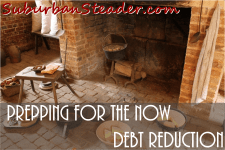 Guest Post: Prepping for The Now – Debt Reduction