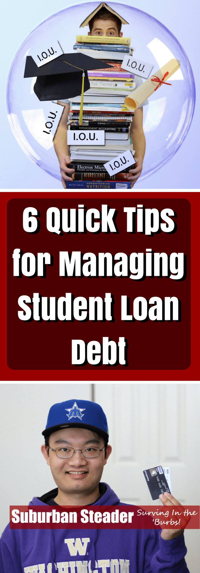 manage your student loan