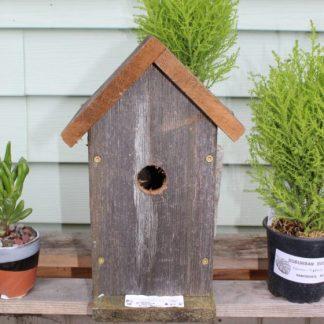jeff troyer bird house