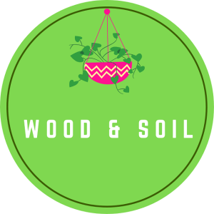 wood and soil
