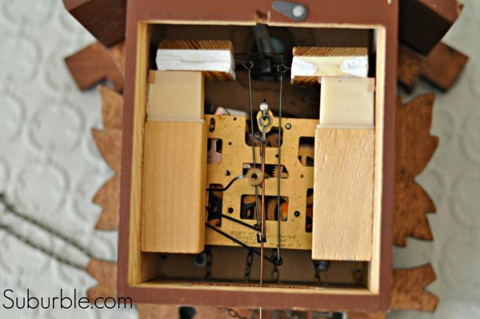Cuckoo Clock Makeover 1- Suburble