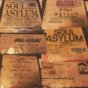 Thumbnail for Episode 348: Fan Mail – Soul Asylum, Nada Surf