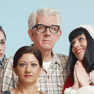 Thumbnail for Episode 481: Holiday Song – Nick Lowe