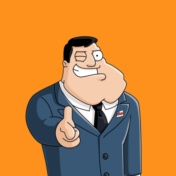 Thumbnail for Episode 507: Greatest Hits – Wax Fang on 'American Dad'