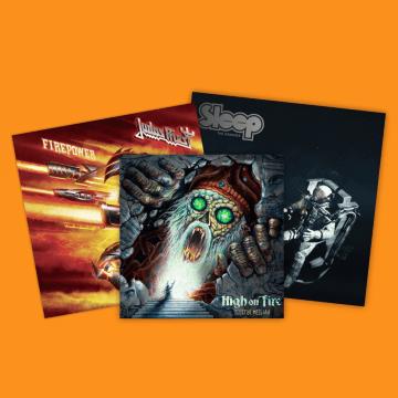 Thumbnail for Episode 512: 2018 Favorites – Judas Priest, Sleep, High On Fire