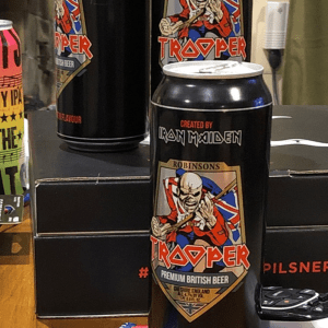 Episode 566: Band Beer – Iron Maiden
