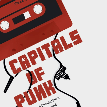 Thumbnail for Episode 607: Book – 'Capitals of Punk'