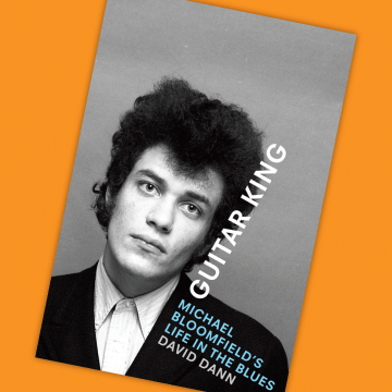 Thumbnail for Episode 739: Book Nook – 'Guitar King' Michael Bloomfield