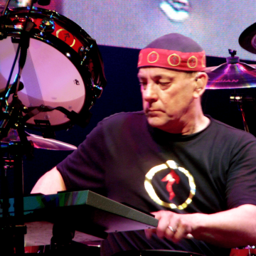 Thumbnail for Listen to Neil Peart's Greatest Moments Behind the Kit