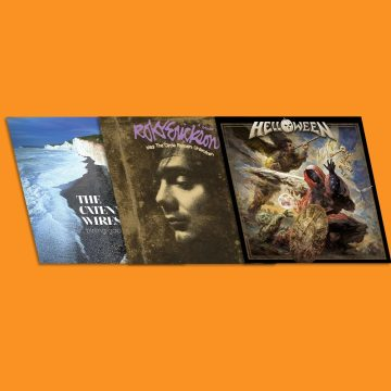 Thumbnail for Episode 1156: June New Music – Helloween, Catenary Wires, Margo Price
