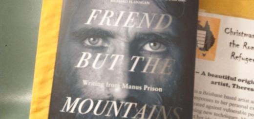 No Friend But The Mountains Behrouz Boochani