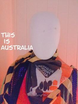 White Face it's ok in Australia