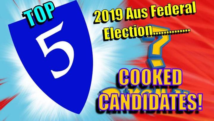 Tom Tanuki's Top 5 Cooked Candidates