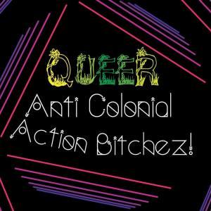 Queer ACAB logo