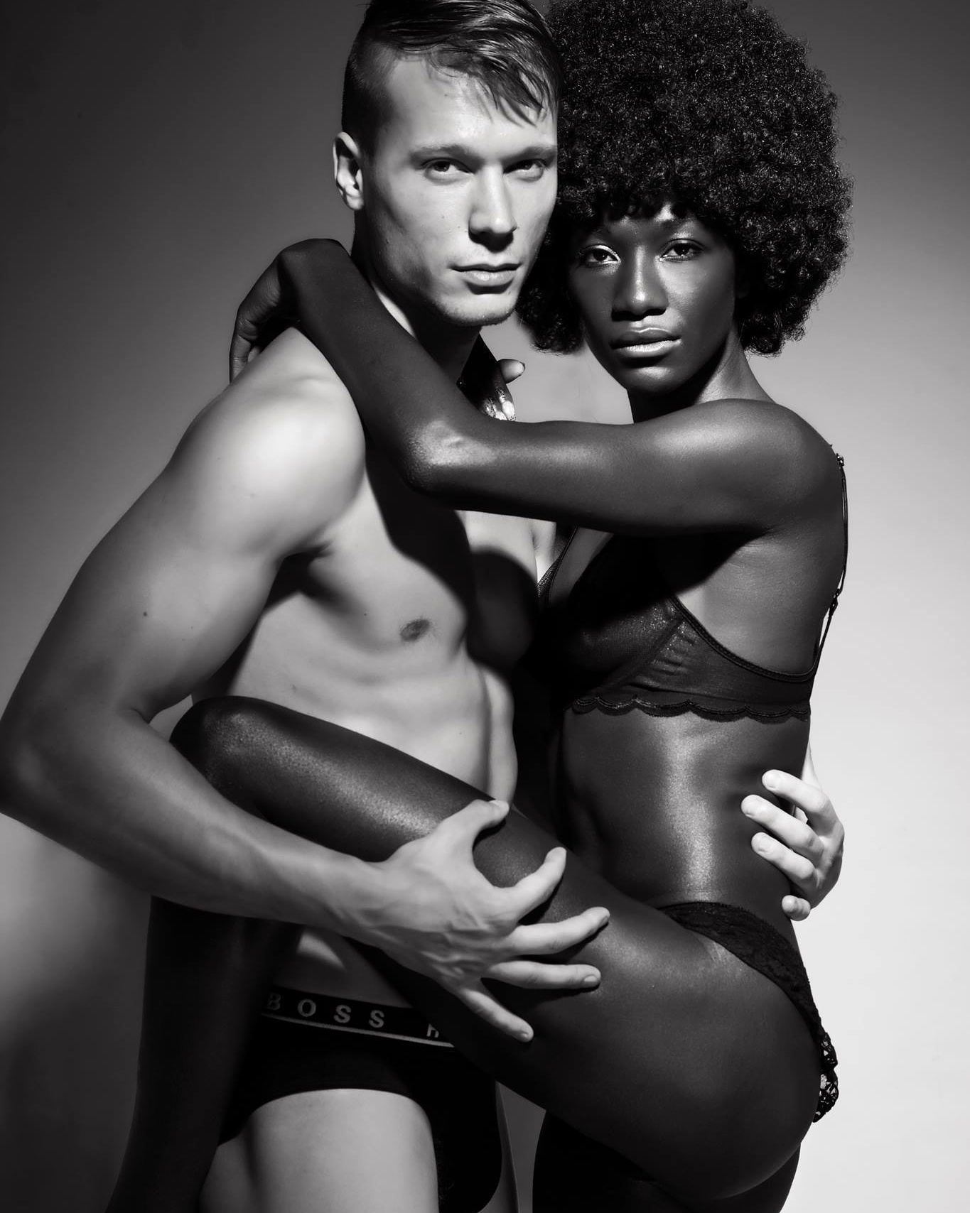 Interracial Love shot by Steph Dray