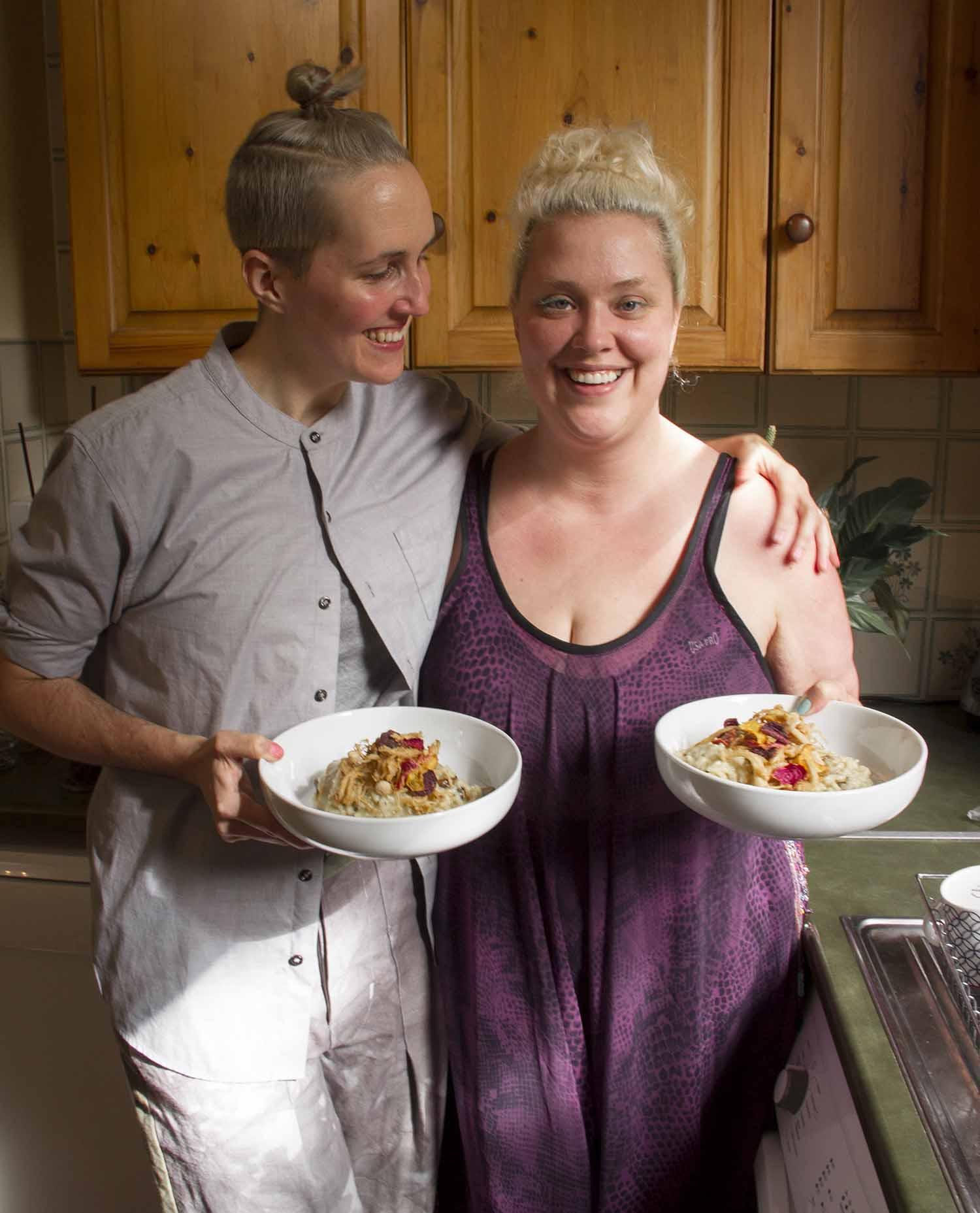 queer cooking