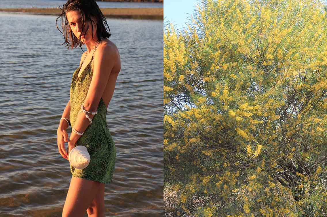 Wet Nature fashion brand that is decolonising fashion.