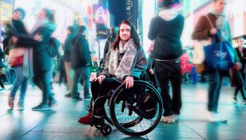 Julian Gavino explores the definition of ableism