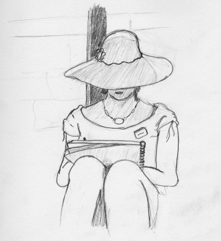 Image result for lady drawing