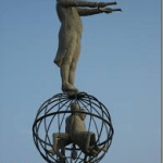 Workshop Mesmerisme Standbeeld Mesmer Meersburg