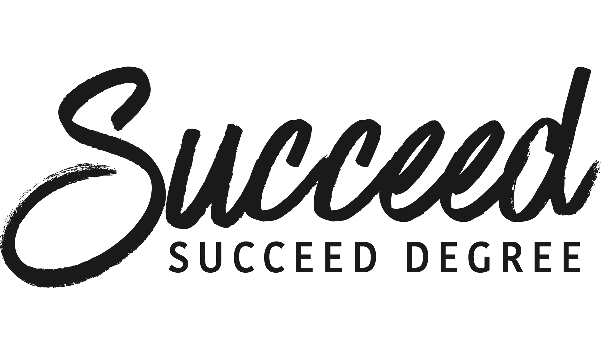 succeed degree order now