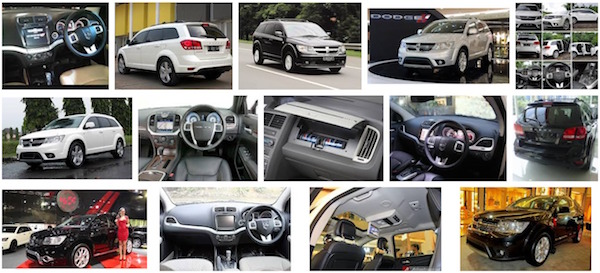 Contoh SUV Murah Dodge Journey Indonesia