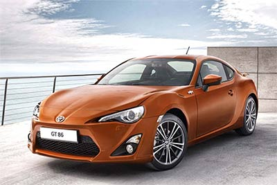 Analyse SWOT : Toyota GT86