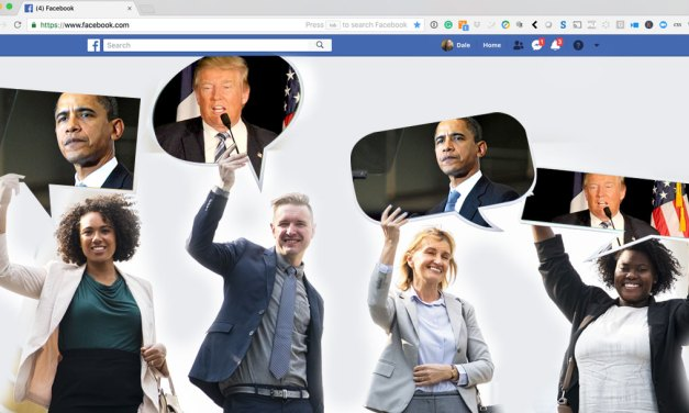 Are Political Conversations on Facebook Great B2B Sales Training Exercises?