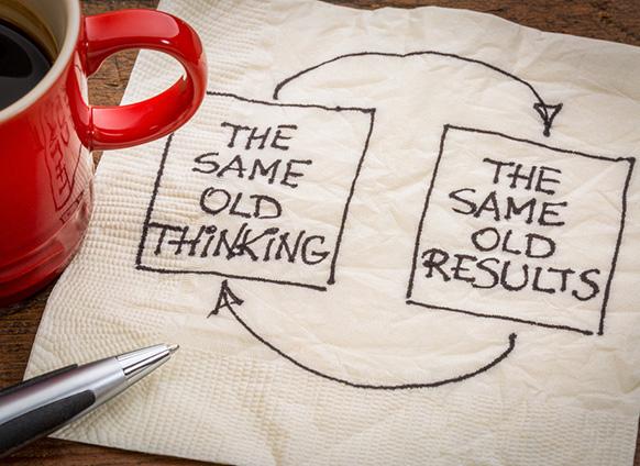 If You Want to Change Your Results, You Have to Change Your Thinking First
