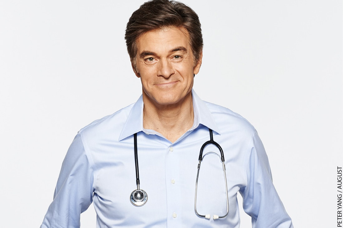 Dr. Oz Wants You to Realize Your Best Years Are Ahead of You